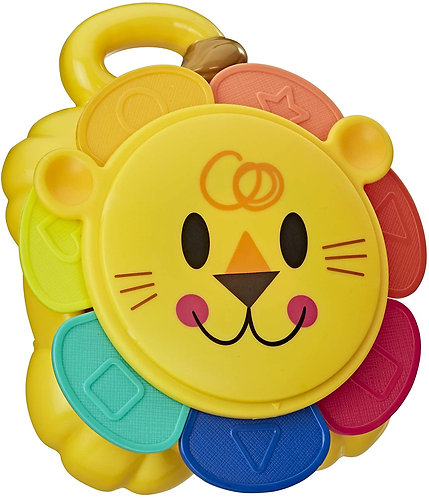 León de Colores Para Bebes