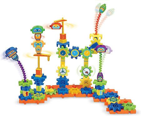Juego de Engranajes Fábrica de Robots