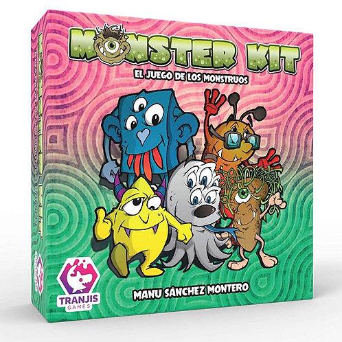 Juego De Mesa Agilidad Monster Kit