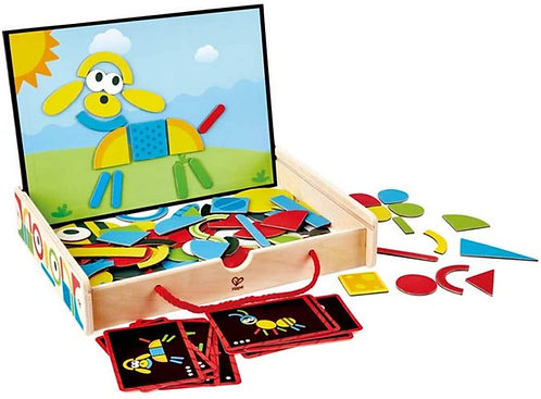 Caja Artística Magnética Portable