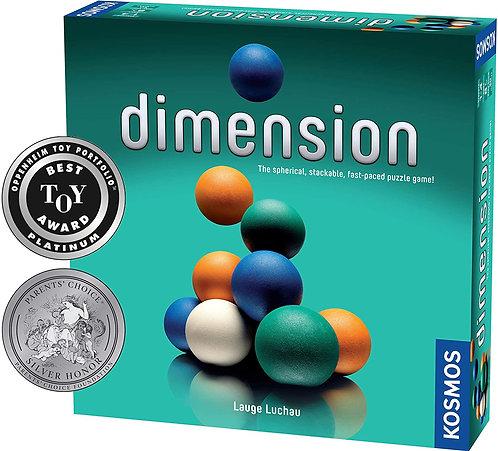 Juego de Mesa Dimension 3D