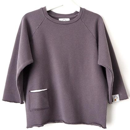 HOME sweater - Rabbit Grey