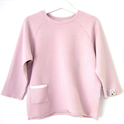 HOME sweater in Pinkish