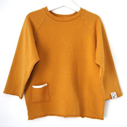 HOME sweater - English Mustard