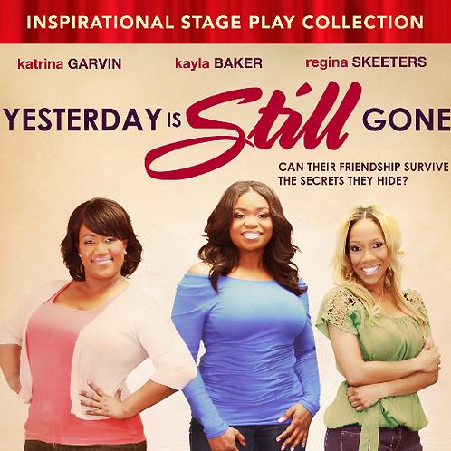 Yesterday Is Still Gone DVD
