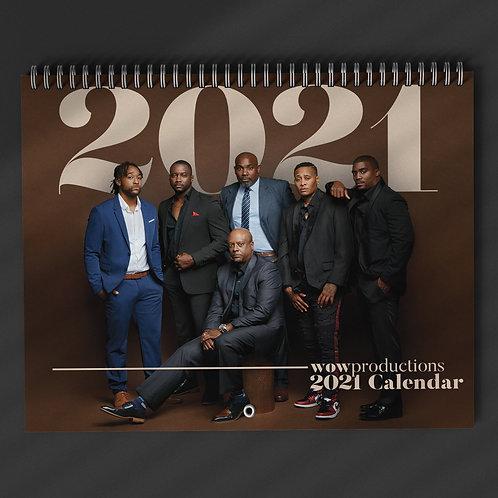 WOW 2021 Calendar - Team B