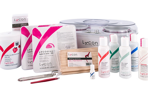 Lycon Professional Waxing Kit