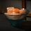 Thumbnail: Himalayan Salt Stone Warmer with 18 massage stones