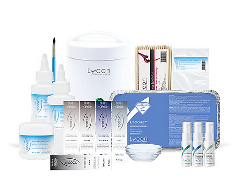 Eyebrow Precision Wax & Tint Kit