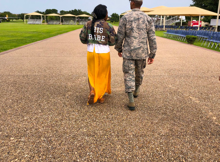 My Truth: Becoming a Military Spouse