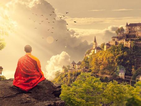 Übung - Finde den inneren Frieden und schenke dir selbst Wärme, Zuversicht, Ruhe und Zufriedenheit