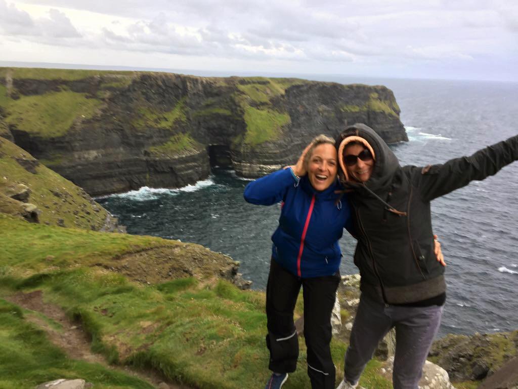 Alexa-und-Karin - Irland