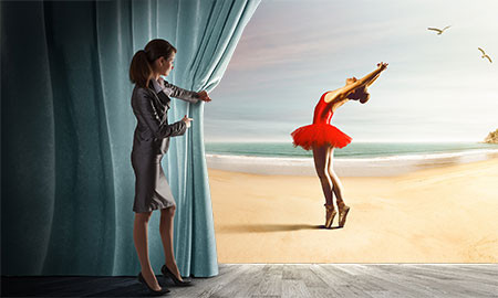 Übe deine Berufung zu leben, selbst wenn nicht weisst, was du willst und welches deine Talente sind