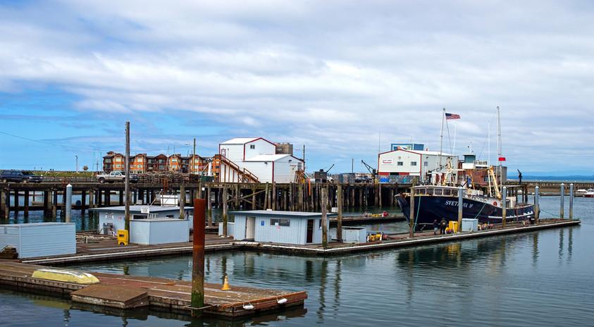 Westport Docks - Bild von GS S