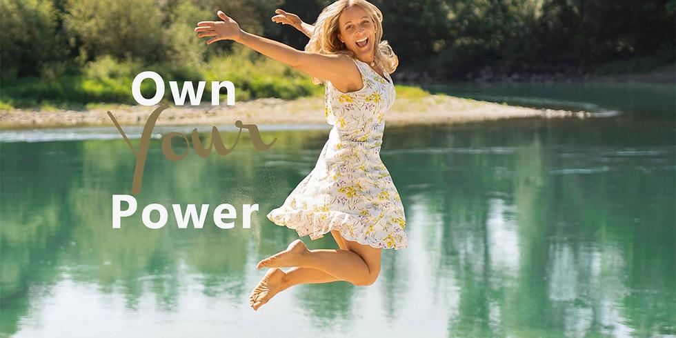 Abgesagt aufgrund COVID-19: Own Your Power