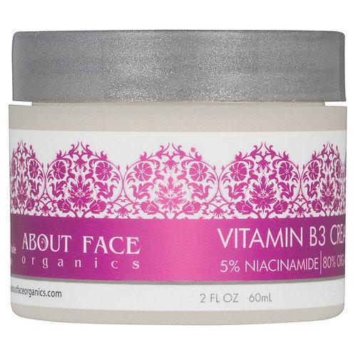 Vitamin B3 Creme 5% Niacinamide | 80% Organic