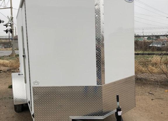 6x12x6 7k w/ Ramp Door