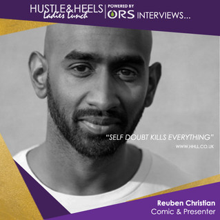 INTERVIEW WITH REUBEN CHRISTIAN