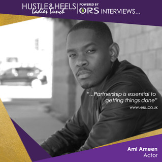 INTERVIEW WITH AML AMEEN