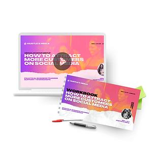 Social Media Live Recording+Workbook
