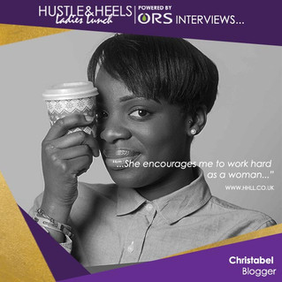 INTERVIEW WITH CHRISTABEL