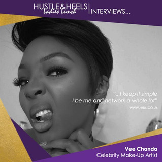INTERVIEW WITH VEE CHANDA
