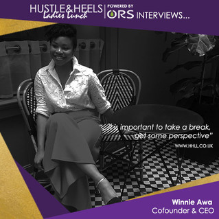 INTERVIEW WITH WINNIE AWA