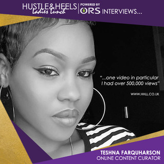 INTERVIEW WITH TESHNA