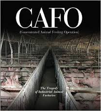 CAFO: The Tragedy of Industrial Animal Factories, edited by Daniel Imhoff