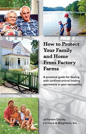 How to Protect Your Family from Factory Farms