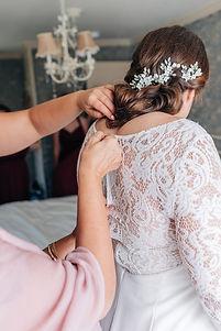 Bride, Tanglewood, Lenox, MA