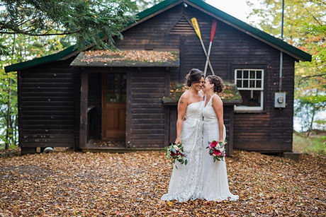 Brides, Dyken Pond, Upstate New York