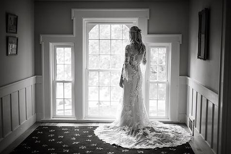 Bride, wm. H. Buckley Farm, Ballston Spa, New York