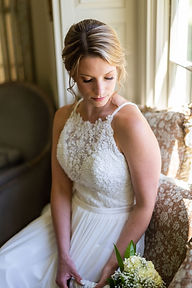 Bride, Saratoga, New York