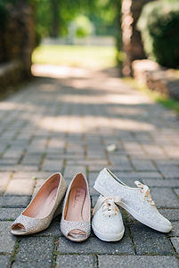 Bridal Shoes, Riverstone Manor, Rotterdam, New York
