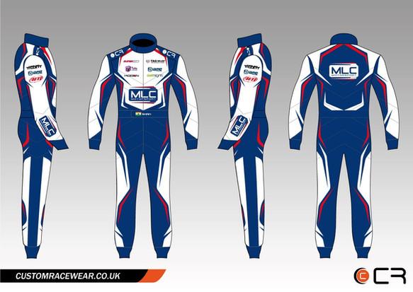 MLC Kart Suit