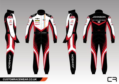 Scott Johnson Racewear