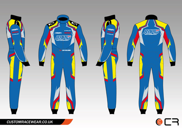 Rapid Motorsport Racesuit