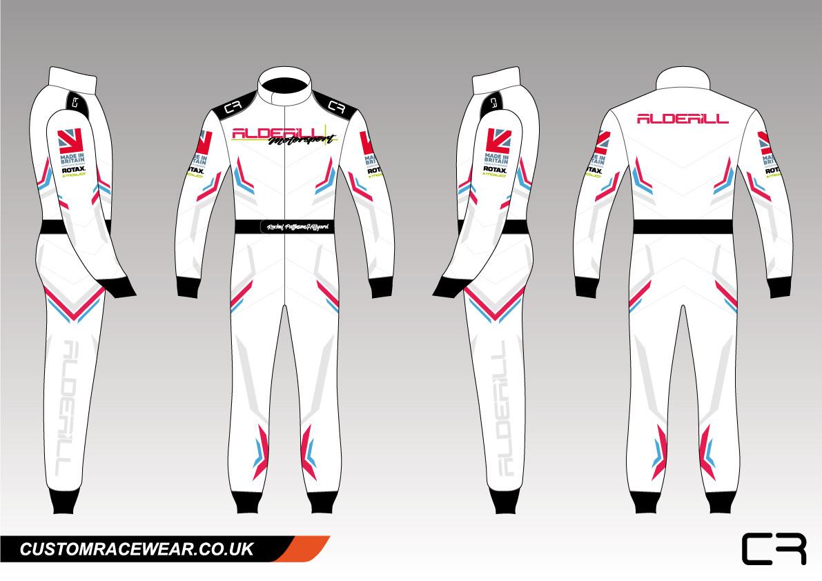 Rachel Pattinson-Hillyard Racewear