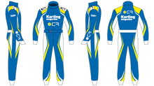 Custom Racewear are the official 2018 sponsors of Karting Magazine