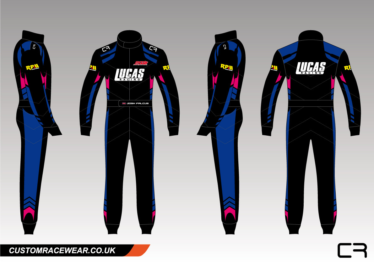 Josh Falcus Customised Racewear