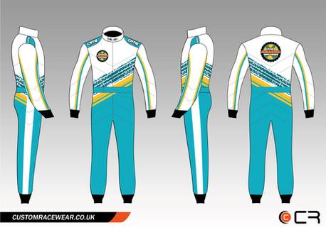 CBeeBies Race Suit