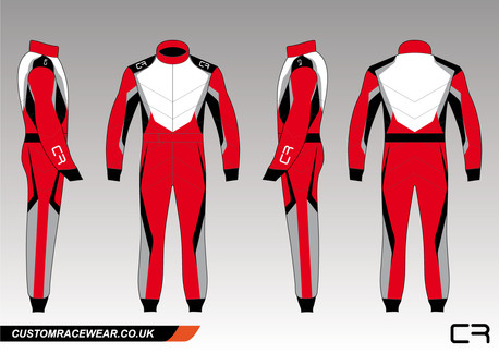 Customised Race Suit