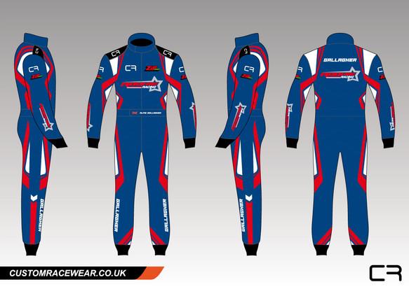 Alfie Gallagher Racewear