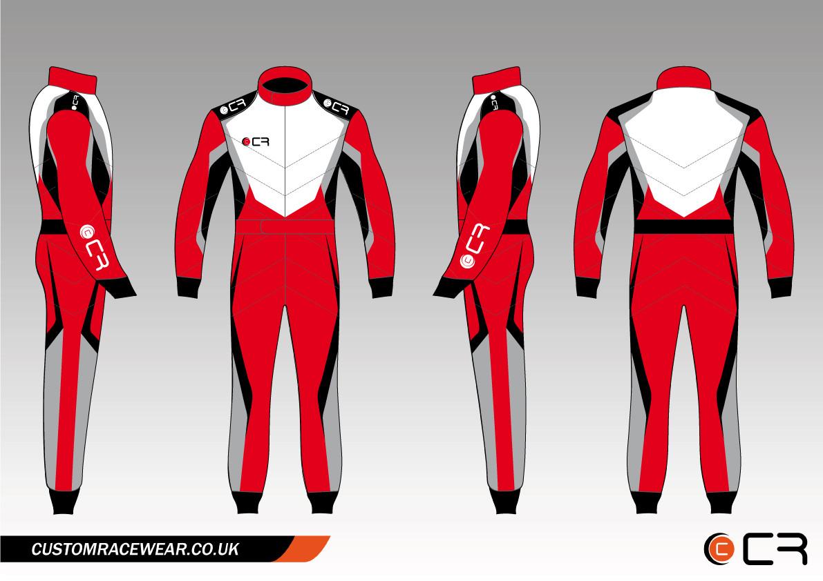 Custom Racewear Race Suit
