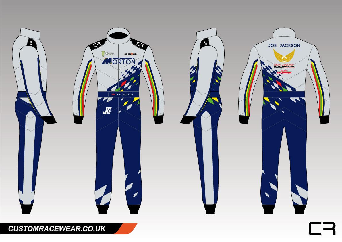 Joe Jackson Racewear