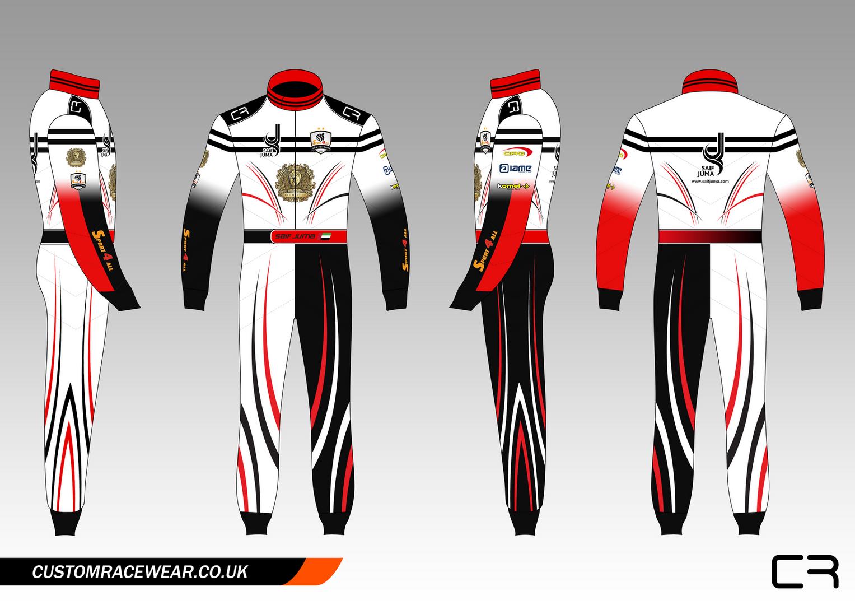 Bespoke Race Suit