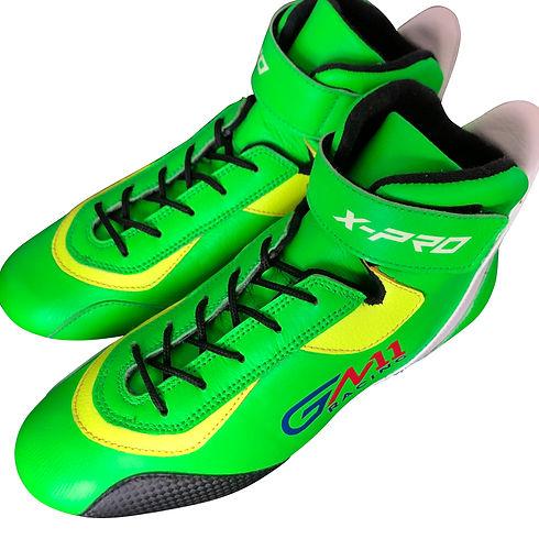 Custom Karting Boots