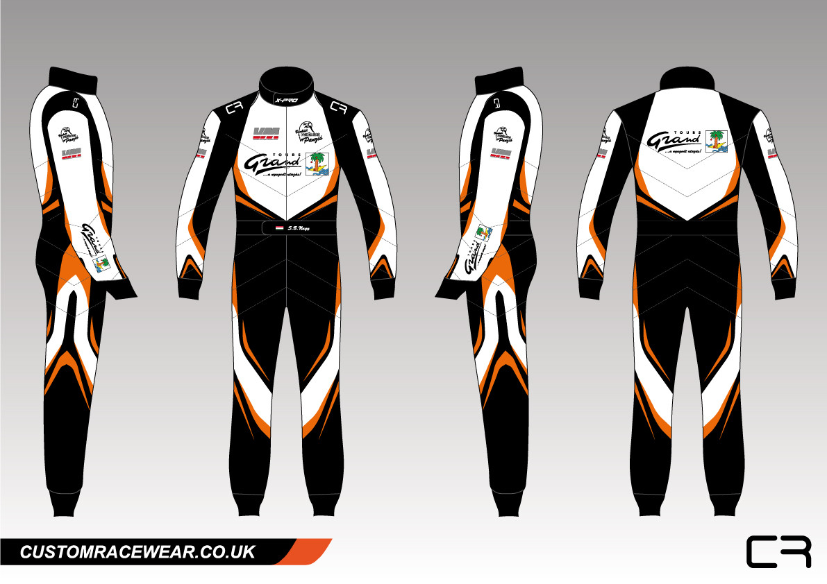 Sandor Balazs Nagy Racewear