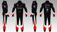 The importance of wearing the right race suit